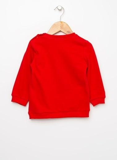 Mammaramma Sweatshirt Kırmızı